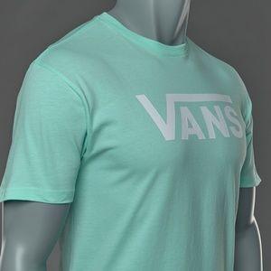 VANS Classic Mint T-SHIRT Size XL